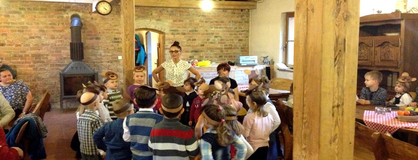 Edukacja poprzez zwiedzanie... nauka praktyczna